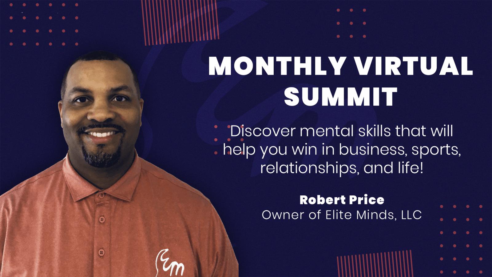 Elite Minds LLC Monthly Virtual Summit